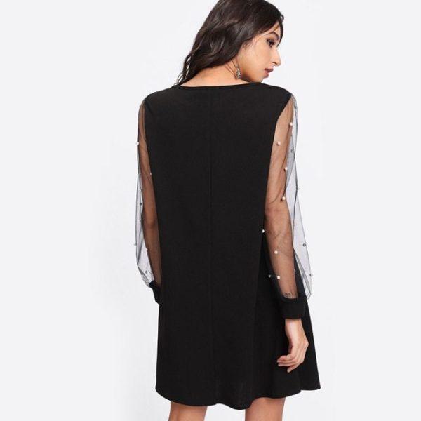 Robe femme noir 33