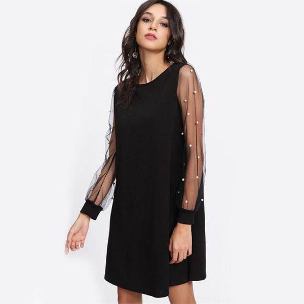 Robe femme noir 35