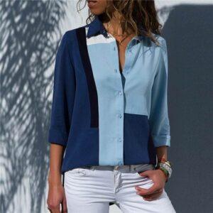 Chemise femme élégante mode 2020