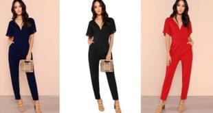 Combinaison pantalon femme 2019