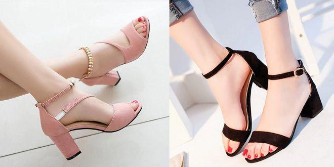 Sandales femme chic 2019