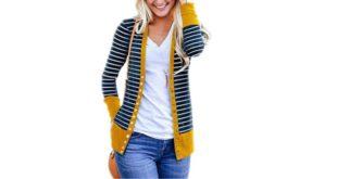 Gilet en laine femme 2020