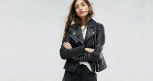 Veste cuir femme tendance 2019/2020