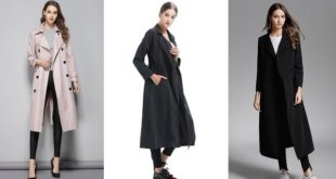 Manteau trench femme 2020