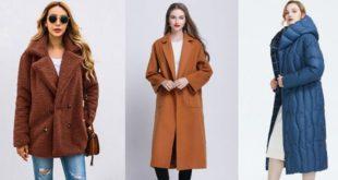 Manteau hiver femme tendance mode