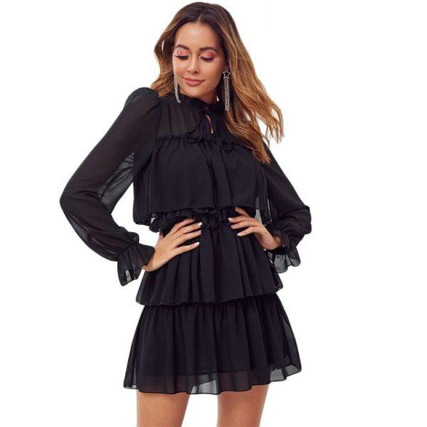 Mini robe chic mode