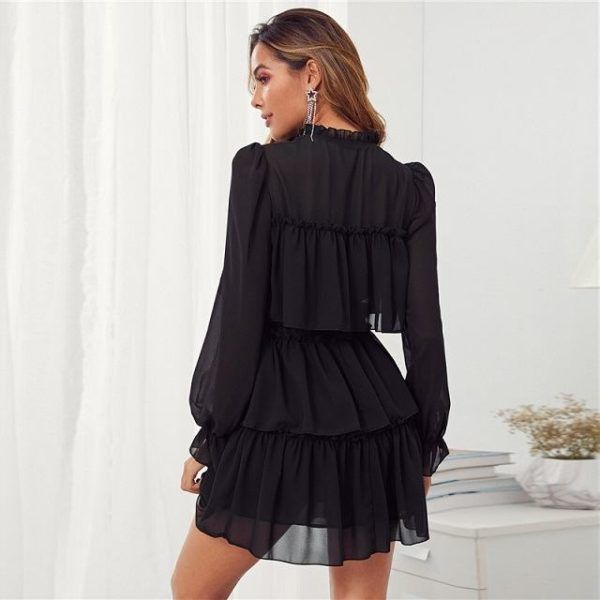 Mini robe chic 23