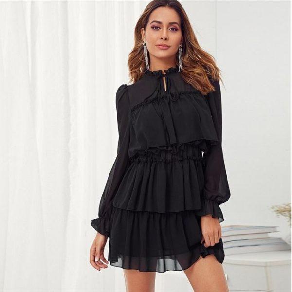 Mini robe chic 25