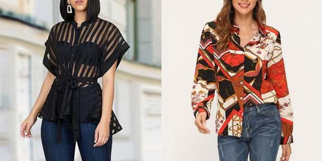 blouse femme chic 2020