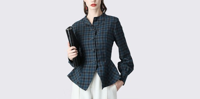 chemise à carreaux femme 2020