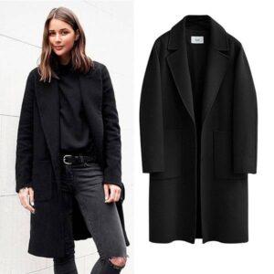 Manteau femme long mode 2021