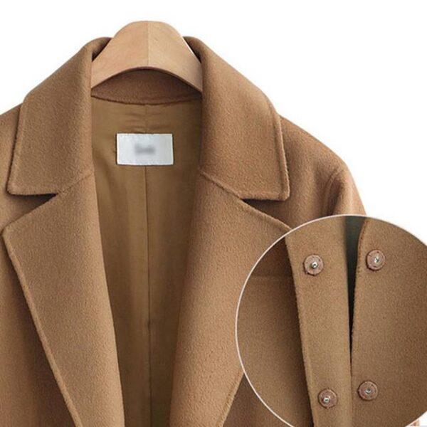 Manteau femme long 5