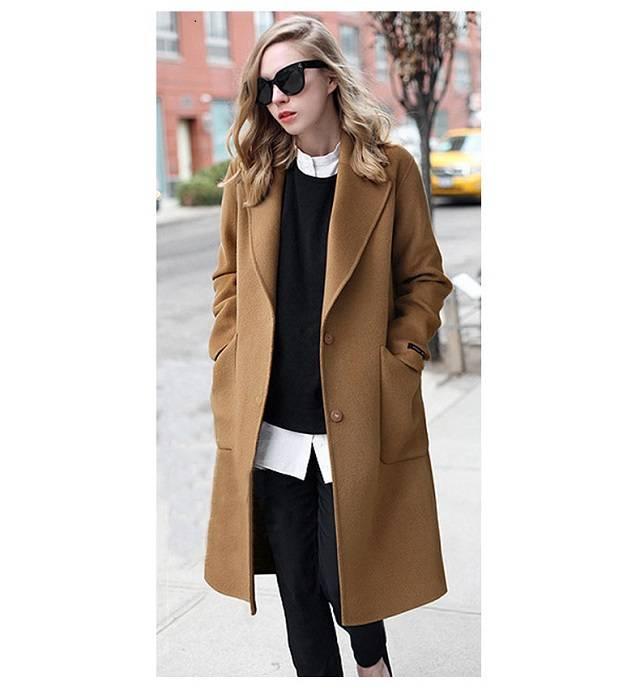 Manteau femme long 6