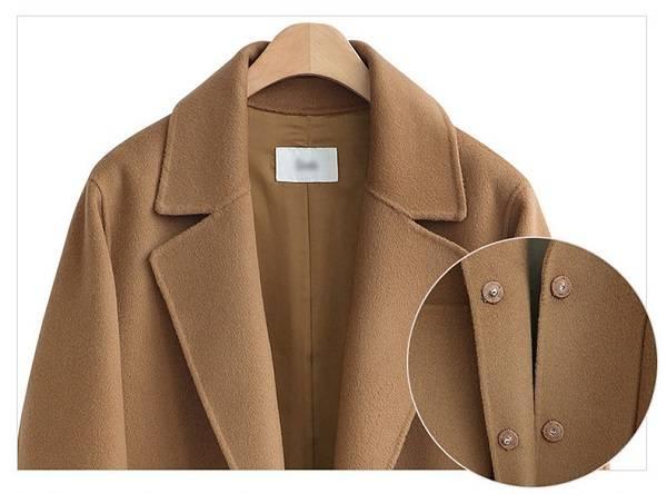 Manteau femme long 8