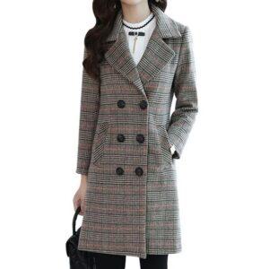 Manteau hiver chic mode 2021